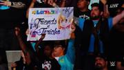 ある日、WWEの試合会場にて。
