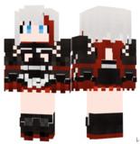 アドミラル・グラーフ・シュペー アズールレーン Minecraft Skin