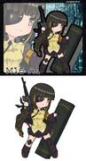 ドールズフロントライン M16A1