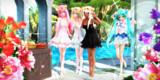 【今日のYYBルカさん】ルカさん3姉妹と あっぴぃ…っ♡
