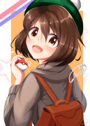 ポケモン剣盾女主人公ちゃん可愛い