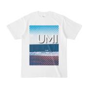 シンプルデザインTシャツ Epic UMI