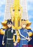 Alice, Eugeo and Kirito
