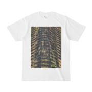 シンプルデザインTシャツ Epic 壁掛け植物