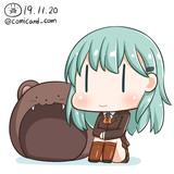 鈴谷 艦これワンドロ 191120