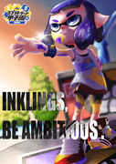 INKLINGS, BE AMBITIOUS.