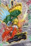 東方小型四駆「袿姫オリジナルマシン イドラ・メイカー」