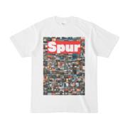 シンプルデザインTシャツ NC5.Spur_232(RED)