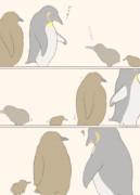 キングペンギン キーウィ