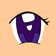 魔法少女の目