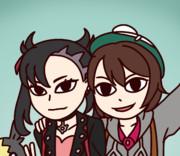 ユウリとマリィ