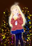 釘ヲちゃんとクリスマス