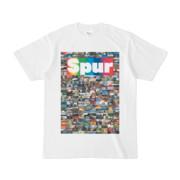 シンプルデザインTシャツ NC1.Spur_232(RAINBOW)