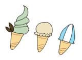 おいしいアイス