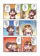辻野あかりと白雪千夜のお買い物⑥(終)