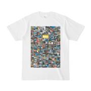 シンプルデザインTシャツ 276-Spur(YELLOW)