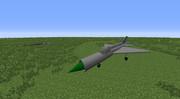 【MCヘリ】MiG-21を作れなかった。
