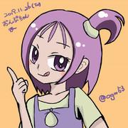 瀬川おんぷちゃんを描きました
