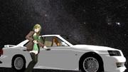 どこに ドライブに 行きますか? 【Fate/MMD】
