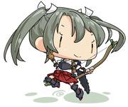 ワンドロ「瑞鶴(艦これ)」180204A