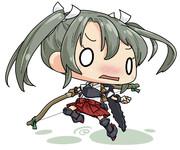 ワンドロ「瑞鶴(艦これ)」180204C