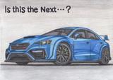 スバル WRX STI 次期モデル…?