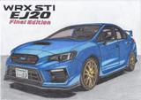 スバル WRX STI EJ20ファイナルエディション
