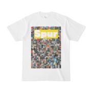シンプルデザインTシャツ NC2.Spur_232(YELLOW)
