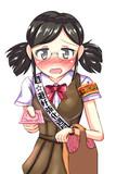 コンドームを配る冴島清美ちゃん