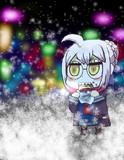 雪とえっちゃん