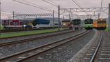 RailSim2 新旧様々な近鉄・JR・国鉄車両
