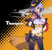 トンプソン姐さん(ドールズフロントライン)