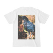 シンプルデザインTシャツ Epic GIRL.CROW