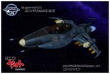 【宇宙戦艦ヤマトMMD】空間戦術偵察機SSR-91コスモスパロー