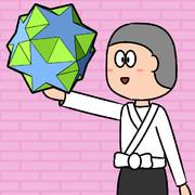 小二重三角二十・十二面体と一休さん