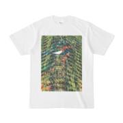 シンプルデザインTシャツ Epic カワセミがいる!