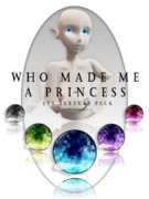 【Eye Texture Pack Download】 Who made me a prince