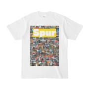 シンプルデザインTシャツ NC3.Spur_232(YELLOW)