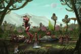 地獄の密林