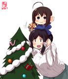 わんどろクリスマスツリーの日やましぐ