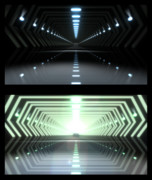黒いトンネルステージ【ステージ配布】