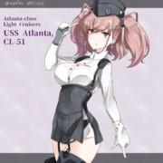 Atlanta(艦これ)