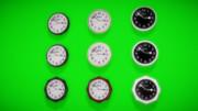 【MMDアクセサリ配布】壁掛け時計