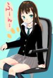 ふーん…これがプロデューサーの椅子かあ…