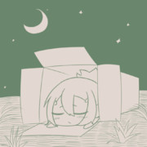 夜はお外で赤嶺ちゃん