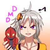 ニューアイコン用あかりちゃんDMD