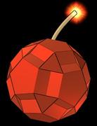小十二・二十・十二面体の爆弾