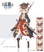 ケモ耳軍服