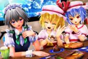 【レミフラ!】今日は ディナーを満喫しちゃおうっ♪