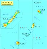 中千島Ⅱ(新知郡)